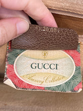 Load image into Gallery viewer, Vintage GUCCI Leather Ophidia Stripe Crossbody Messenger Purse