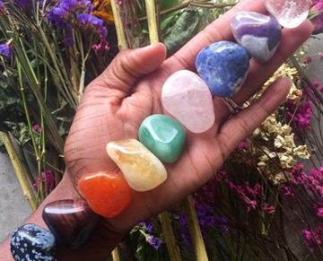 Surprise Box w/ 10 Mystery Gemstones - Chakra Healing Store