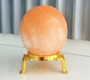 Selenite Crystal Ball Sphere - Chakra Healing Store