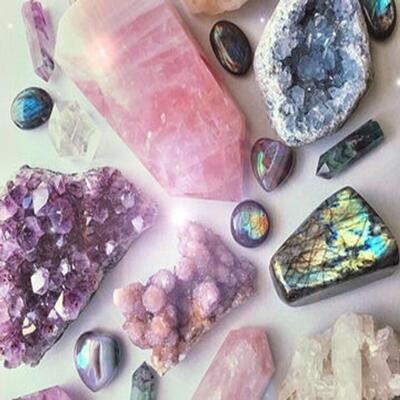 Healing Crystals and Stones Kit