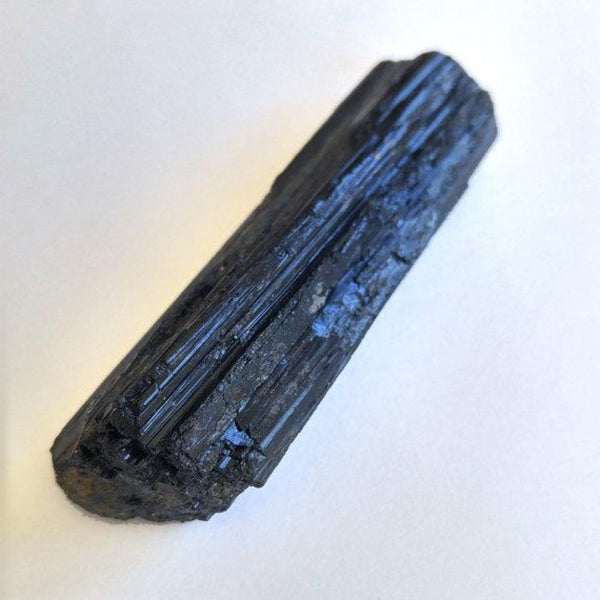 Large Black Tourmaline RAW Crystal Chunk Great for Protection, Wicca Altar, Meditation, Grounding Stone for Anxiety