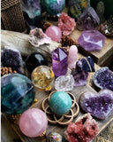 Mystery Crystals and Gemstones Gift Set
