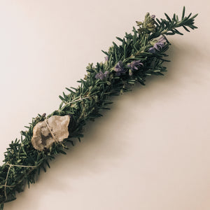 Elevation Rosemary Smudge Stick