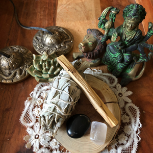 Dharma Drops Reiki-Infused Healing Ritual Kit