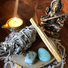 Load image into Gallery viewer, Reiki-Infused Peace Ritual Kit