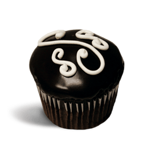 Chocolate Swirl Cupcake