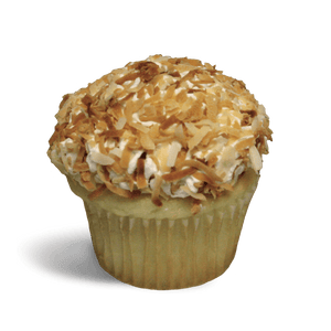 SD Coconut Cream Cupcake