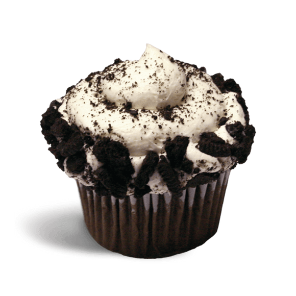 SD Cookies & Cream Cupcake