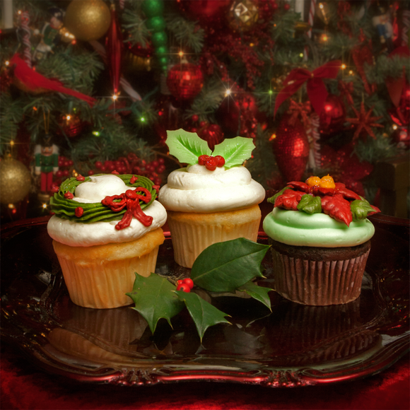 Holiday Specialty Cupcakes