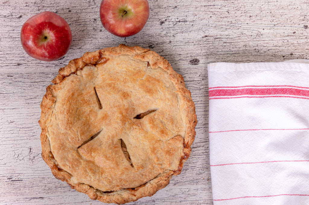 Double Crust Apple Pie