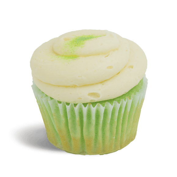 RR Key Lime Cheesecake Cupcake