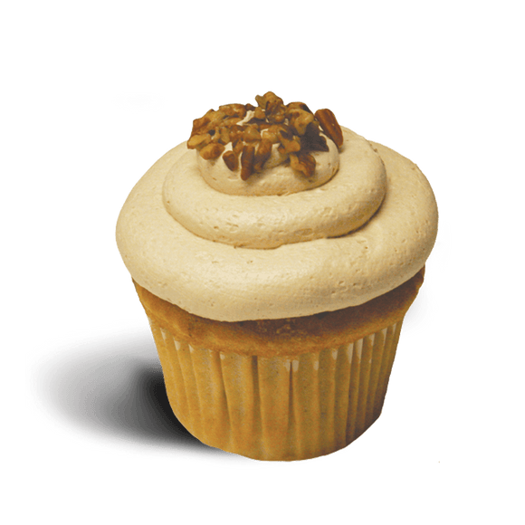 SD Maple Pecan Cupcake