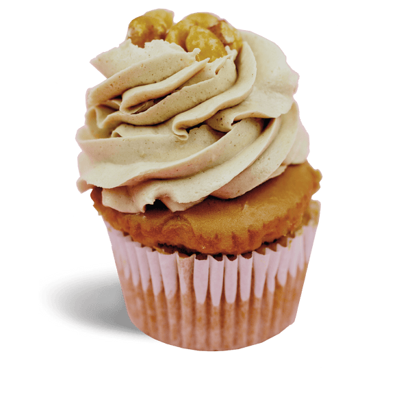 Peanut Butter Patty Cupcake