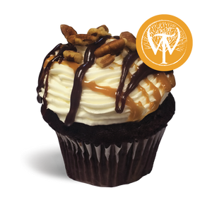 RR Wilderness Trail® Bourbon Ball Cupcake