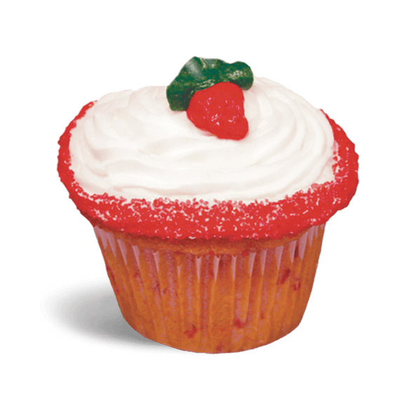 RR Strawberry Shortcake Cupcake