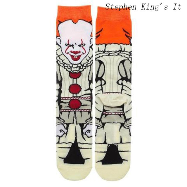 Funny Socks Pennywise