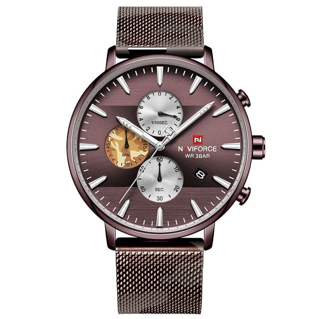 Relojes NAVIFORCE Ca-Cafe