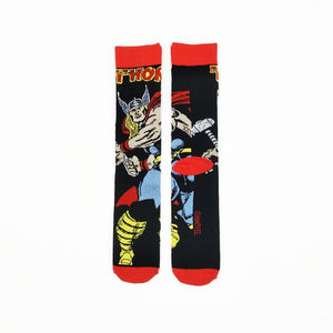 Super heroes socks Thor