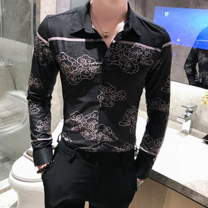 Splice Shirts Men