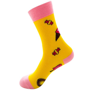 Funny Socks Good Quality Chili