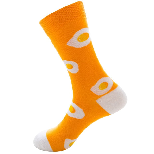 Funny Socks Good Quality Huevo Frito