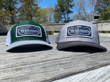 Load image into Gallery viewer, Brickman's Tri-Color Trucker Hat