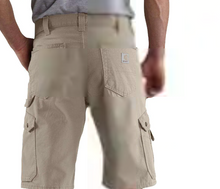 Load image into Gallery viewer, Cotton Ripstop Cargo Work Short
