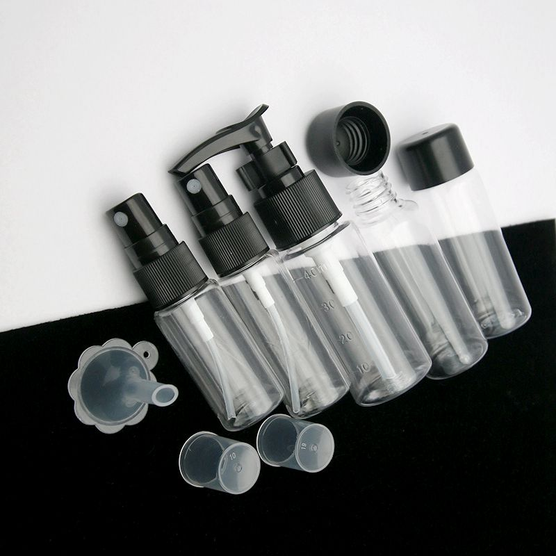 7pcs Travel Cosmetic Bottles