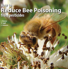 Reduce Bee Poisoning