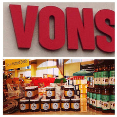 TheraBee Honey now available for sale in Vons, Montecito