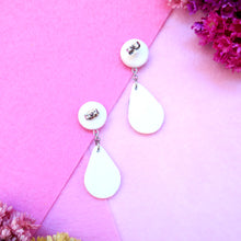 Load image into Gallery viewer, Fusion Love Teardrop Earrings