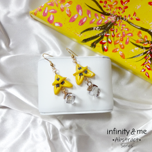 Load image into Gallery viewer, Sunshine Arrow Earrings
