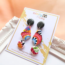 Load image into Gallery viewer, Color Fiesta 2.0 Earrings - Aurelia