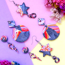 Load image into Gallery viewer, Starry Dreams Earrings