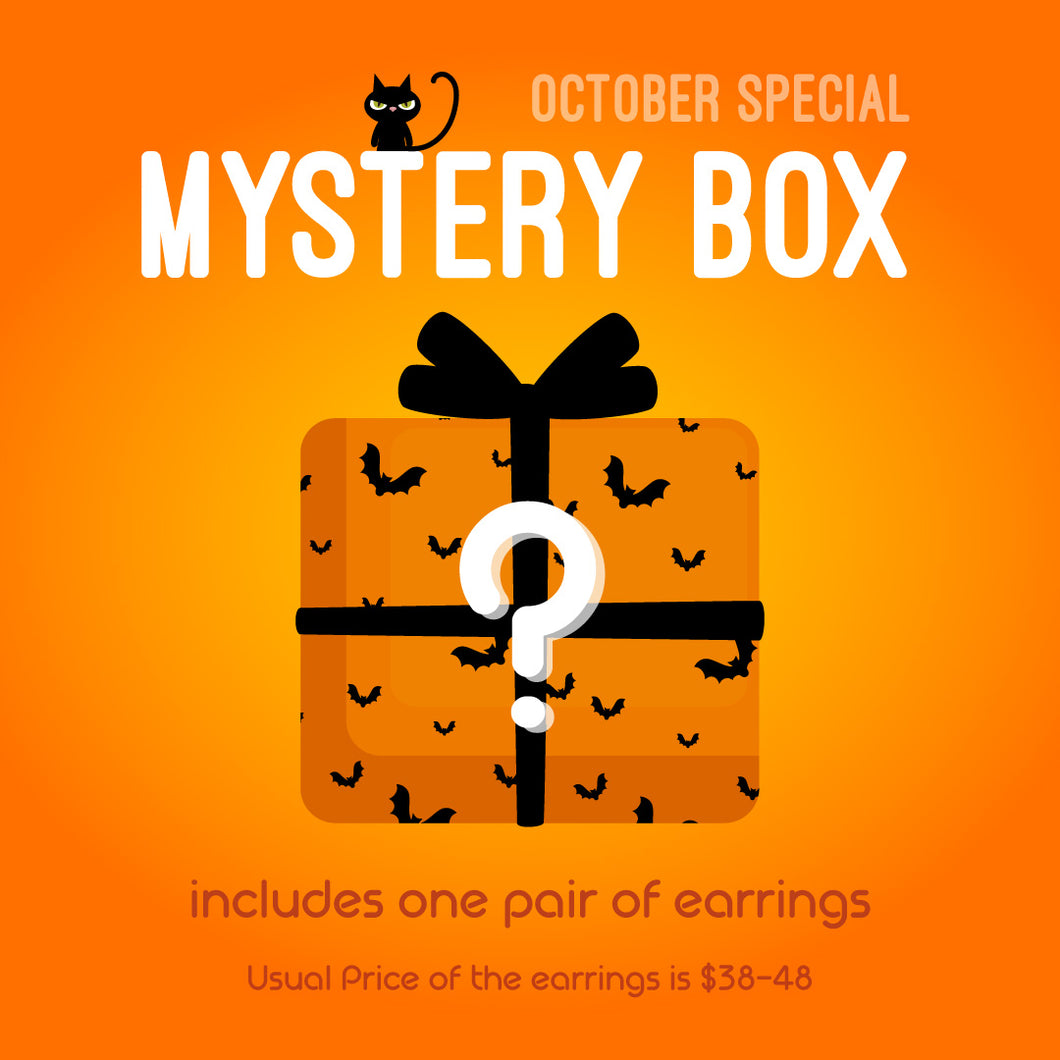 October Exclusive Mystery Box