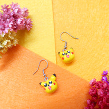 Load image into Gallery viewer, Pikachu Earrings
