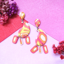 Load image into Gallery viewer, Royal Love Earrings