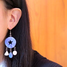 Load image into Gallery viewer, Starlight Gem Earrings