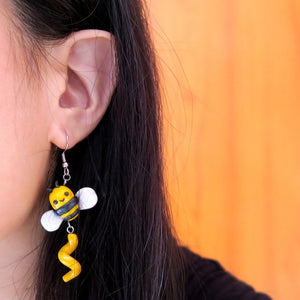 Buzzing Forever Earrings