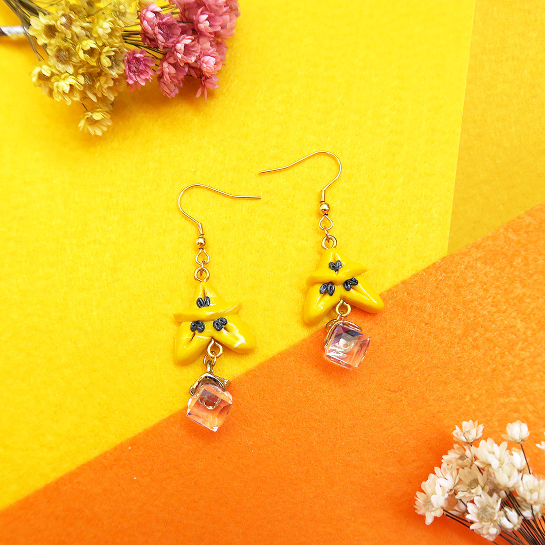Sunshine Arrow Earrings
