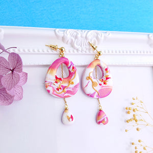 Floral Fantasy Earrings