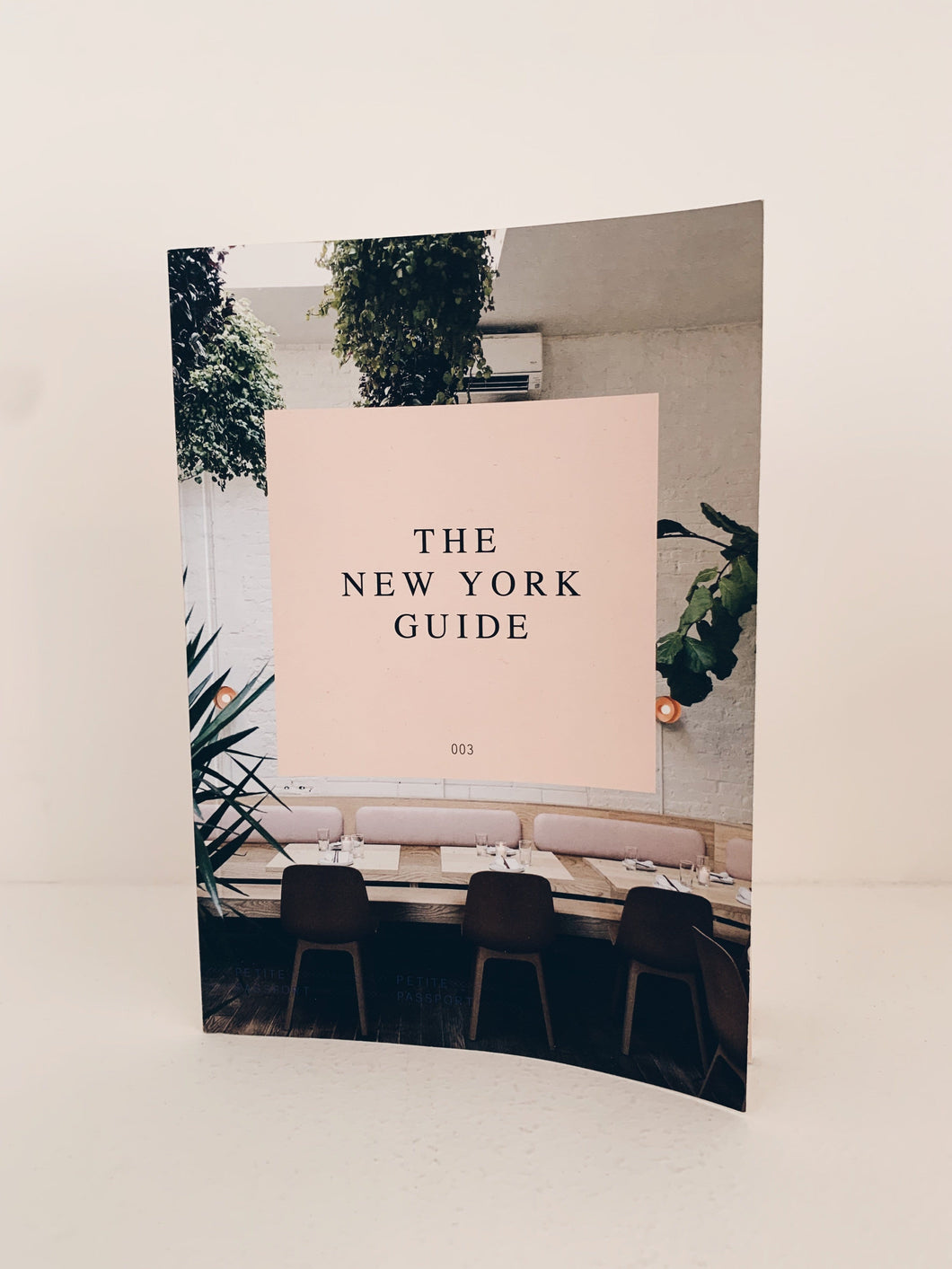 PETITE PASSPORT - Guide New-York