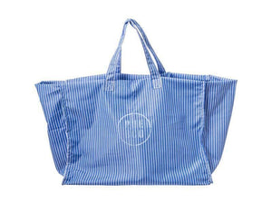 "Sac ""Shirt Fabric"" bleu - PUEBCO"