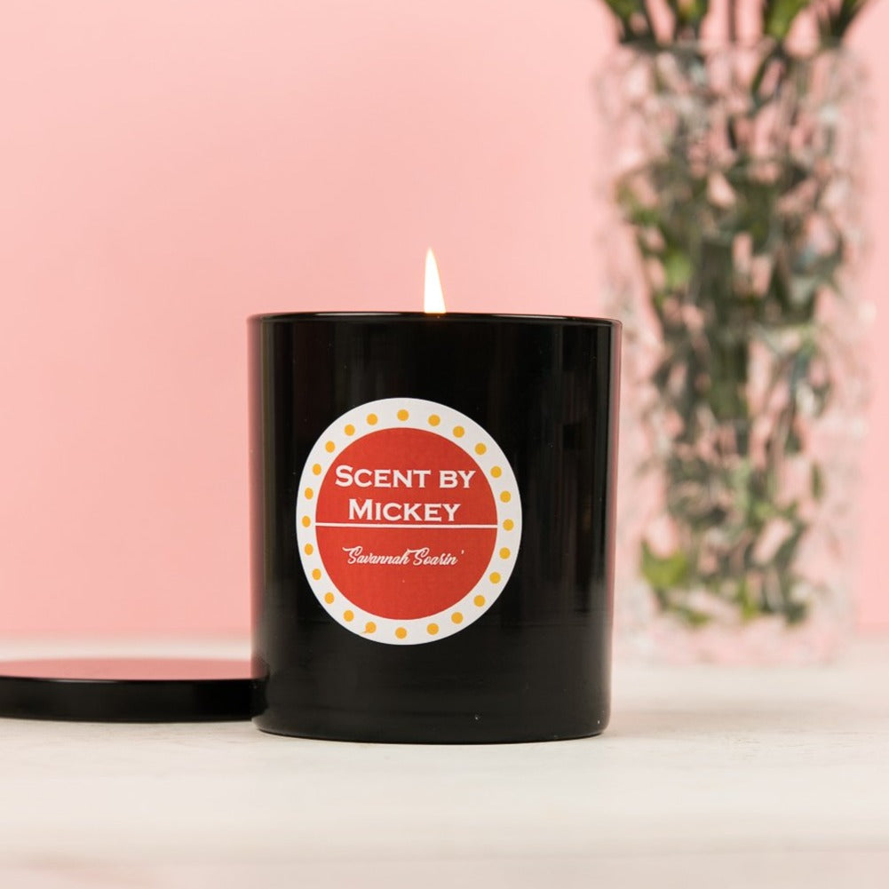 Scent By Mickey candle, 12 oz jar - The Columbia Fragrance Co.