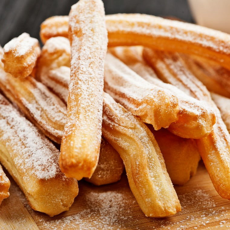 Cinnamon Snack (Churro)