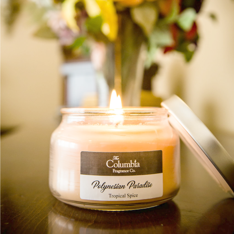 Candle of the Month Club Memberships - The Columbia Fragrance Co.