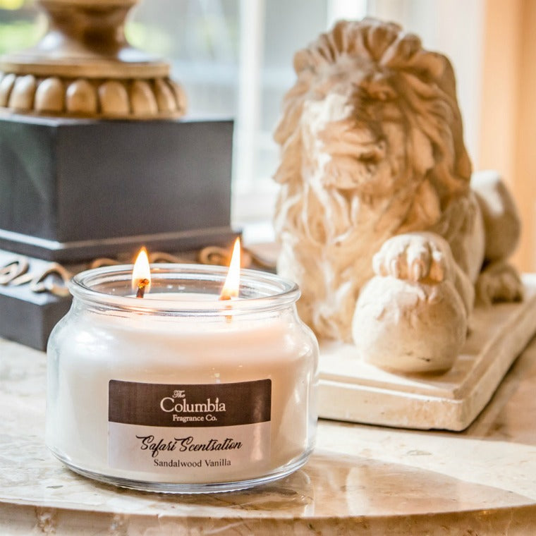 Safari Scentsation (Sandalwood and Vanilla) - The Columbia Fragrance Co.