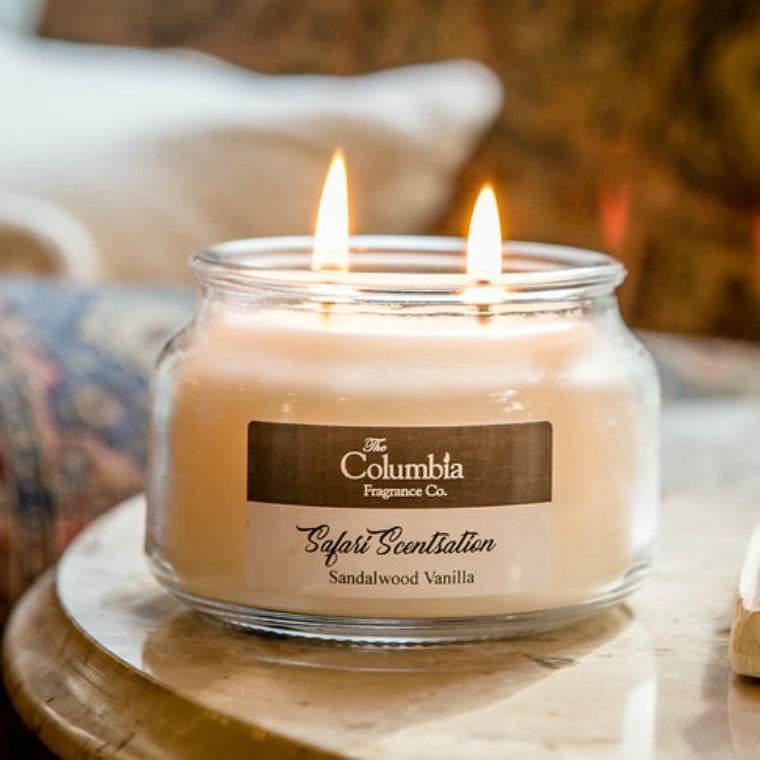 Buy One, Get One 25% off - Everyday Collection candles - The Columbia Fragrance Co.