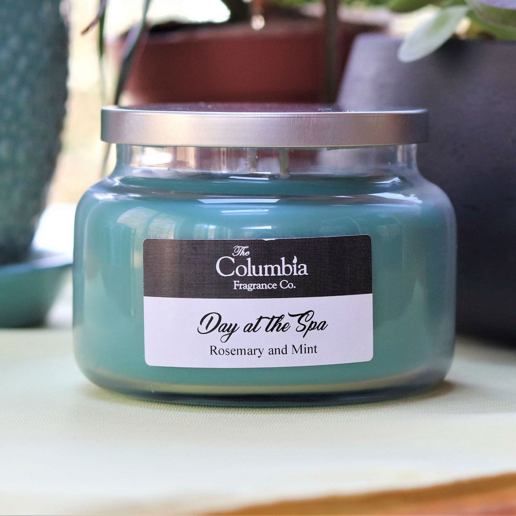 Day at the Spa (Rosemary and Mint) - The Columbia Fragrance Co.