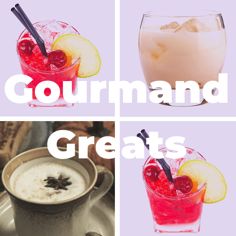Gourmand Greats scent set